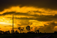 Sunset (Markus Branse) Tags: sunset arnhemhighway wetlands northernterritory australia sonnenuntergang clouds cloud wolke wolken australien weer weather wetter meteo abend abendstimmung regenzeit tropen abendrot ozeanien natur nature natuur austrlie oz