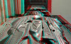 Guy van Avesnes (Bishop Utrecht) 3D (wim hoppenbrouwers) Tags: guyvanavesnes bishoputrecht 3d anaglyph stereo redcyan henegouwen domkerk utrecht tomb graf