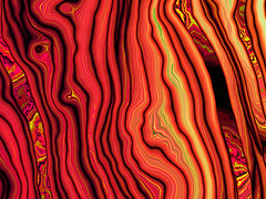 side by side (j.p.yef) Tags: peterfey jpyef yef abstract abstrakt digitalart red orange stripes