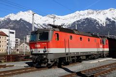 ÖBB 1144 114-6, Traktion Innsbruck (TaurusES64U4) Tags: öbb 1144