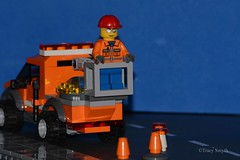Cordon (86/365) (Tas1927) Tags: 365the2019edition 3652019 day86365 27mar19 lego minifigure minifig