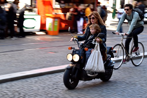 Scooter Mother - Amsterdam