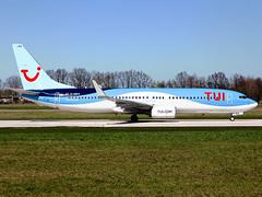 D-ABKA (ChrischMue) Tags: tuifly boeing 73782rwl hannover langenhagen haj eddv dabka