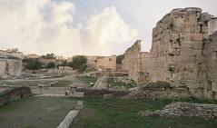 The Roman Forum of Athens #1 (jimsawthat) Tags: enhanced ancient ruins romanforum urban athens greece