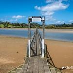 Pedestrian Bridge- Whananaki North, Northland thumbnail