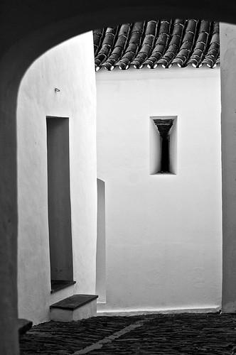 Typical Portuguese architecture