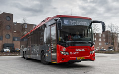 EBS 2006 just arrived at Spijkenisse Metro busstation (Nicky Boogaard) Tags: spijkenisse spijkenissemetrocentrum spijkenissecentrum scaniacitywide cngbus cng ebs2006 ebs egged oc09106320