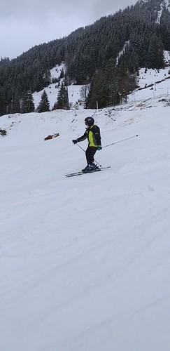 Dienstag: Schifahren