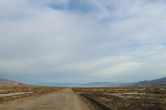 1109 Driving north on the West Side Road in Death Valley (_JFR_) Tags: camping hiking deathvalley deathvalleynationalpark westsideroad