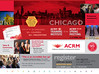 ACRM Training Institute at the SPRING MEETING CHICAGO brochure FRONT