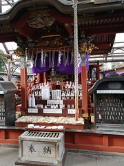 Shusse Inari jinjya (出世稲荷社) (pantkiewicz) Tags: japan narita 日本 成田 成田山 naritasan shusse inari jinjya 出世稲荷社
