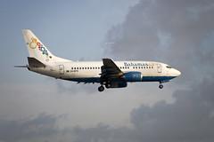 Bahamasair Boeing 737-5H6 (C6-BFD) © (CAUT) Tags: aviation aviacion aircraftspotting planespotting spotting spotter avion aircraft airplane plane flugzeug aeropuerto airport caut 2019 nikon d610 usa kolumbien