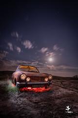Noches en vela. Seat 850 Sport coupé.#nikon #nikod500 #nocturnas #juanderr #juande #amimanera #abandonado #iluminando #lightpainting #madrid #paisaje #landscape #noche #night (juanderr) Tags: nikod500 juanderr night lightpainting abandonado iluminando nikon amimanera juande nocturnas madrid paisaje noche landscape