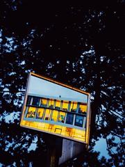17/365 The house, the tree (Árni Svanur Daníelsson) Tags: throughamirrordarkly intheair reflection architecture building mirror tree house
