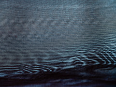 clothscape (m_laRs_k) Tags: cloth mm olympus penf hmm lightroomed chromecameraprofile 14150 suppenzoom superzoom 55cmx74cm плато́к 布 blues abstract abstrakt stoff tuch simplicity negativespace 3dimensional 3d landschaft virtuell virtual physics optics interference interferenzmuster muster pattern macromondays