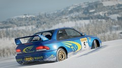 Forza Horizon 4 Screenshot 2019.03.31 - 11.56.33.66 (alex_vxxd) Tags: forza horizon cars sportcars motorsport automotive voitures route road subaru rally snow screenshot