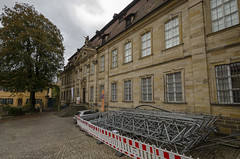 Dom Platz (rschnaible) Tags: bamberg germany europe sightseeing dom platz imperial church building architecture street photography
