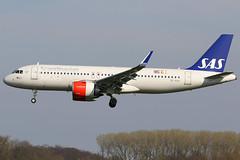 SE-ROP 10042019 (Tristar1011) Tags: ebbr bru brusselsairport sas scandinavianairlines airbus a320200n a320neo a20n serop eldridviking