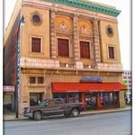 Buffalo New York - Ancient Landmark Building - - Century Grill -  Masonic Hall thumbnail