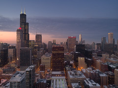 BACK IN TOWN (Nenad Spasojevic) Tags: spasojevic explore urban citylights winter drone fc6310 pov djiphotography fromabove exploration windycity nenadspasojevic cityscape beyond nenadspasojevicart above dronephotography aerial willistower exploring dusk illinois phanthom nenad urbanscene streets building cold droning sunlight sundown perspective dji sunset phanthom4pro chi 2019 flying architecture frozen buildings snow chicago il usa