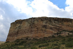 Titanic Rock (Rckr88) Tags: titanic rock titanicrock clarens freestate southafrica free state south africa rocks rocky cliff cliffs mountains mountain nature outdoors travel travelling hiking hike hikes