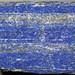 Lapis lazuli (lazuritic gneiss) (Sar-e-Sang Deposit, Sakhi Formation, Precambrian, 2.4-2.7 Ga (?); Sar-e-Sang Mining District, Hindu-Kush Mountains, Afghanistan) 2