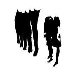 Dummies, Engelhorn Stocking Shop, Mannheim, January 2019 (stevefaradaysketches) Tags: mannheim shop store stockings onlocation inkdrawing illustration urbansketch urbansketchers usk fineliner penandinksketch