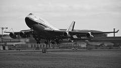 G-BYGC (Dub ramp) Tags: gbygc boac britishairways baw jumbo boeing747 b747 b747400 b744 eidw dub dublinairport