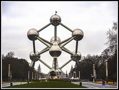 Paseando Por Bélgica (edomingo) Tags: edomingo olympusomdem5 mzuiko1240 bruselas bélgica arquitectura atomium paisesbajos