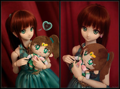 A few more photos Mako's new look. ⚡💚💖💕😻 (frostyangel1985) Tags: сейлормун сейлорюпитер аниме анимекосплей dd dds dollfiedream volks ボークス ルフィードリーム dollfie volksdolls prissasagiri custom customprissasagiri newlook kinomakoto doll sailormoon sailormooncrystal sailorjupiter sailordollfie picorabi ぴこらびっこ ムーンプリズムマスコットチャーム セーラージュピター 木野まこと