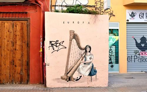 Europa - Arte Urbano - Valencia
