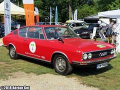Audi 100 Coupe C1 (Adrian Kot) Tags: audi 100 coupe c1
