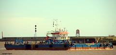 Forth Olympian / Forth Trojan (urbanfox55) Tags: fortholympian forthtrojan tug barge portofsunderland