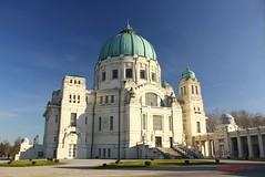 IMG_8429 (Pfluegl) Tags: wien vienna zentralfriedhof graveyard europe eu europa österreich austria chpfluegl chpflügl christian pflügl pfluegl spring frühling simmering kirche church karlborromäuskirche max hegele