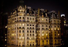 The Ansonia at night, Broadway NYC (broadswordcallingdannyboy) Tags: red nyc usa us america newyork copyright leonreillyphotography light eos7d eflens cityscape canon winter creative lightroom metropolis iconic winter2019 donotcopy newyorkstateofmind newyorkminute newyorkcity lights citylights broadway leonreilly eastcoast advertising city copyrightleonreillyphotography newyorkwinter longexposure 30seconds thirtyseconds night nightlights