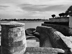 Les pierres de LR !!! (François Tomasi) Tags: larochelle françoistomasi charentemaritime sudouest france europe french patrimoinedefrance architecture ancien old yahoo google flickr blackandwhite noiretblanc monochrome lights light lumière black white noir blanc gris digital numérique poitoucharentes photo photographie photoshop photography pointdevue pointofview pov borddemer atlantique mer sea eau water ciel sky clouds cloud nuages nuage tree arbre pierres pierre mars 2019 17000 lr tomasiphotography justedutalent groupeflickr