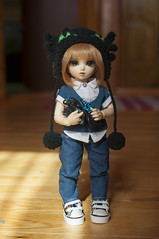 How To Train Your Dragon 02 (Mista-Oro) Tags: toy howtotrainyourdragon dragon dreamworks toothless fairyland ltf littlefee chiwoo bjd doll