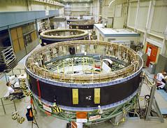 #TBT: Saturn IB/V Instrument Unit Contract Awarded to IBM – March 31, 1965 (NASA's Marshall Space Flight Center) Tags: nasa marshall space flight center msfc michoud assembly facility saturn ib v liquid hydrogen apollo highbayeast siu504 siu503 siu210 siu505
