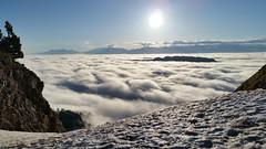 Vue du pas de la ville (notneric) Tags: vallée nuages merdenuages vercors grandveymont pasdelaville