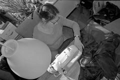 Making curtain (cotnari73) Tags: kentmere100 mju2 d76