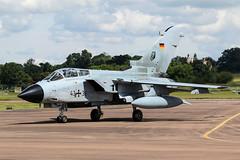 Panavia Tornado IDS 43+38 (MichaelHind) Tags: german air forceluftwaffe taktisches luftwaffengeschwader 33tlg33 büchel ab riat 2016 raf fairford panavia tornado ids 4338 airshow aviation royalinternationalairtattoo raffairford luftwaffe germanairforce