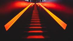 Stairway (michel1276) Tags: stairs treppe architektur architecture zeche zollverein zechezollverein essen nrw weltkulturerbe industriekultur