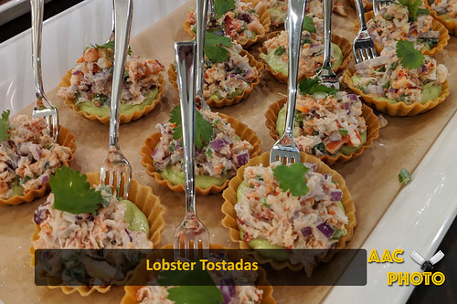 "Lobster Tostadas • <a style=""font-size:0.8em;"" href=""http://www.flickr.com/photos/159796538@N03/32057651147/"" target=""_blank"">View on Flickr</a>"