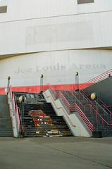 Edit -1-6 (Dane Van) Tags: detroit michigan redwings joelouis hockeyrink arena minolta x700 35mm18 md kodak colorplus200 film analog