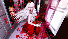 ♥♥♥ (♡♡ [[J E SSIE ]]♡♡) Tags: moonamore tableauvivant zenith bento sencodlifebento av avi blogger bloggers sencondlifeblog secondlifephoto second life blog post cute kawaii catwa maitreya avatar secondlife secondlifeblog sl style c88 foxcity yokai valentines moon amore dress roses rose colabor88 collabor88