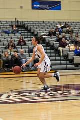 Ramapo's Women's Basketball Defeats NJCU In Final Game of the Season (ramapocollege) Tags: students athletics winter 2019 bradley home event