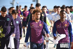 DSC_4945 (VAVEL España (www.vavel.com)) Tags: fcb barcelona barça juvenil dh zaragoza cantera masia planterfcb fútbol football soccer futebol azulgrana blaugrana culé