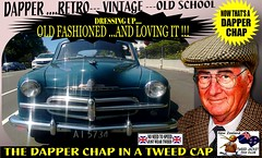 Dapper Chap In A Tweed Cap 2019  Part 8 (Save The Last Ocean) Tags: vintagecarclub vintagecar oldschool retro man fashion poster sign outdoor distinguished gentlemans cap tweed wearing car nz kiwi older oldman granpa classic auto vehicles cavalrytwilltrousers rally show club menswear scottish houndstooth uk british woven yorkshire 2019 nokia headlight art blazer plaid auckland hamilton rotorua tauranga gisbourne napier hastings wellington nelson christchurch dunedin invercargill city tweedcap tweedjacket citycouncil newplymouth whanganui wanganui rockandhop parked road street tweedjacketphotos vauxhall sedan saloon manwearingtweedjacket menstweedjacket ride run dapper