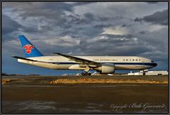B-2042 China Southern Airlines (Bob Garrard) Tags: b2042 china southern airlines boeing 777 freighter cargo anc panc