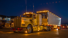 Kenworth W900A (NoVa Truck & Transport Photos) Tags: kenworth w900a khristopher bair new oxford pa truck big rig 18 wheeler 2017 large car mag southern classic ta lexington va